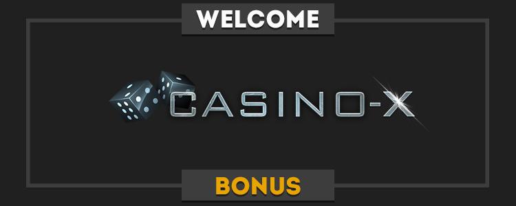 Casino X bonus code for registration