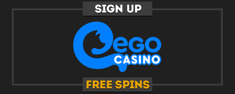 Ego Casino promo code