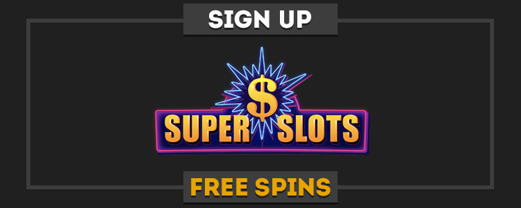 Super Slots casino promo code