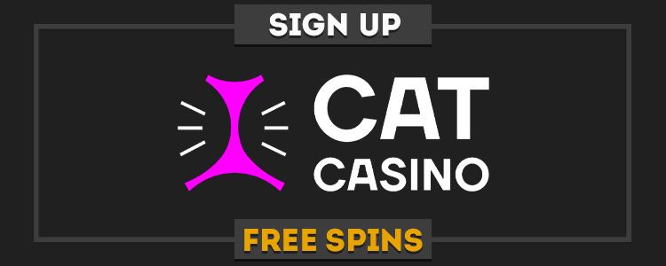 CatCasino promo code