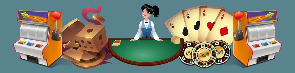 Games Variety At Gambling Sites
