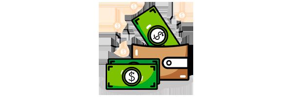 Generous Amounts Of Bonus Cash
