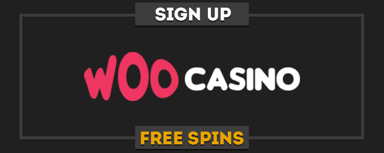Woo Casino sign up free spins