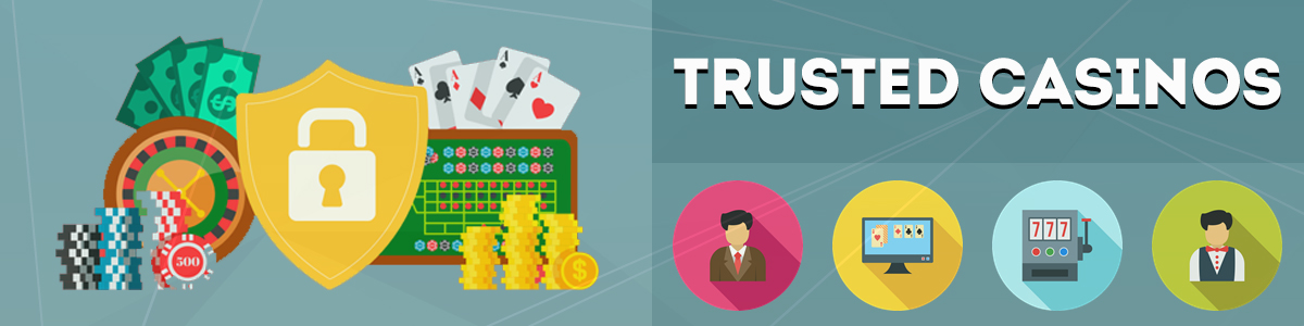Most Trusted Online Casino Sites