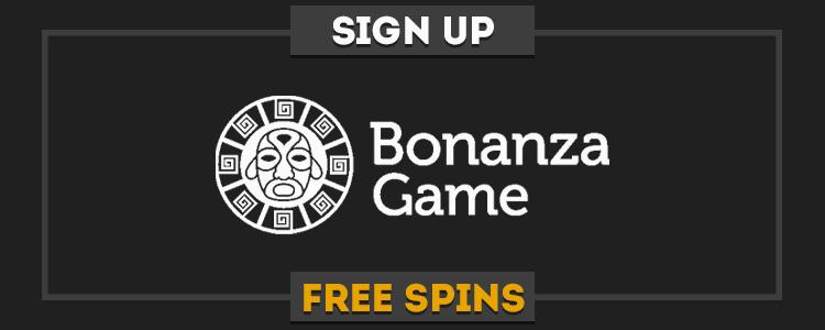 Bonanza Game sign up free spins
