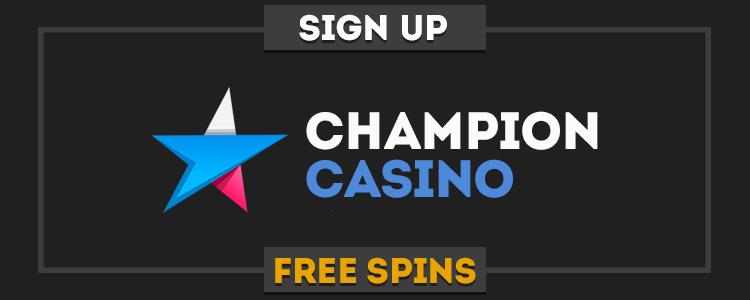 Champion Casino Promo Code