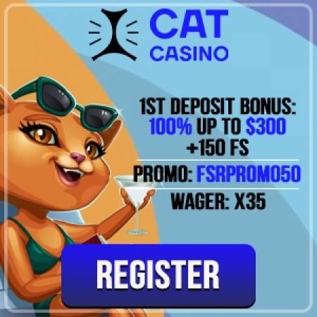 Cat casino bonus