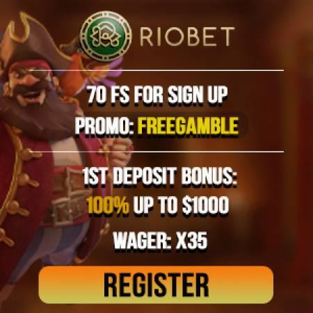 Riobet Bonus